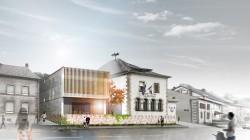 Concours pour l'extension de la mairie de Cocheren