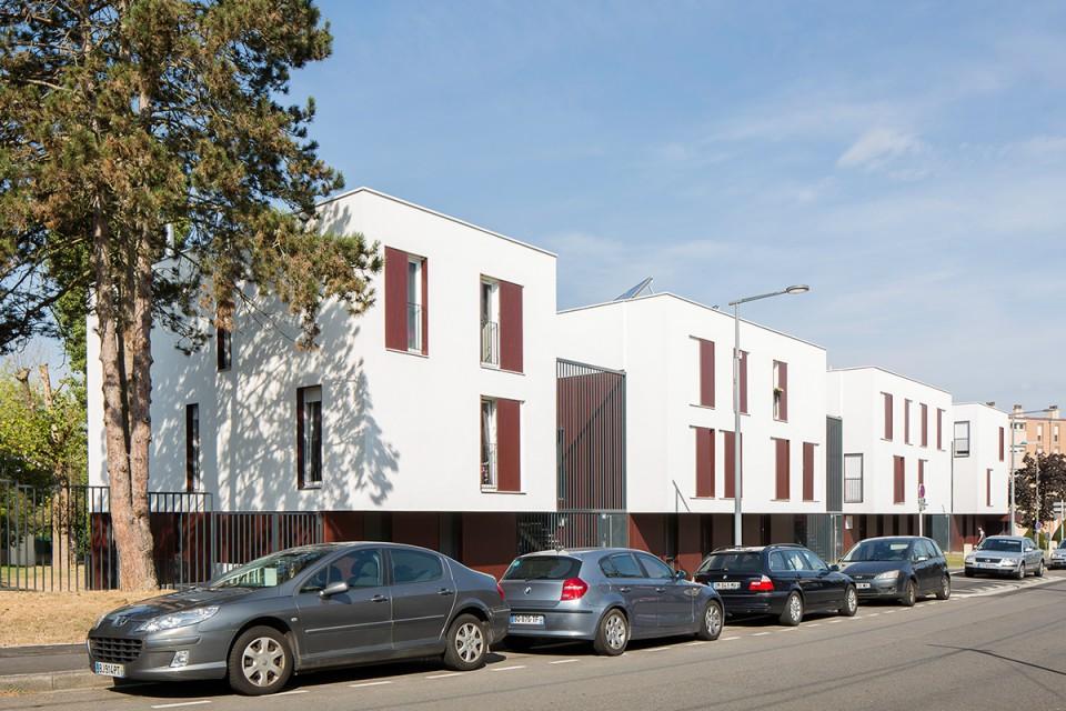 16 logements BBC à Metz-Queuleu