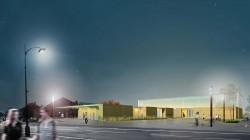 Concours pour la conception d'une salle polyvalente à St Privat