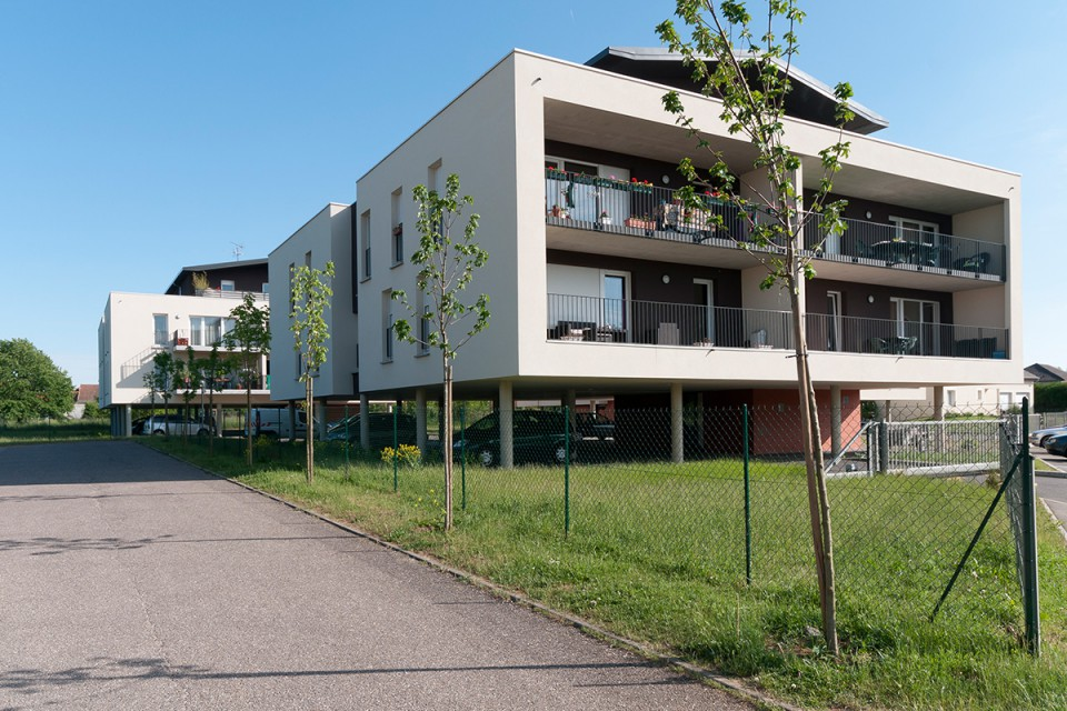 30 logements à Marly