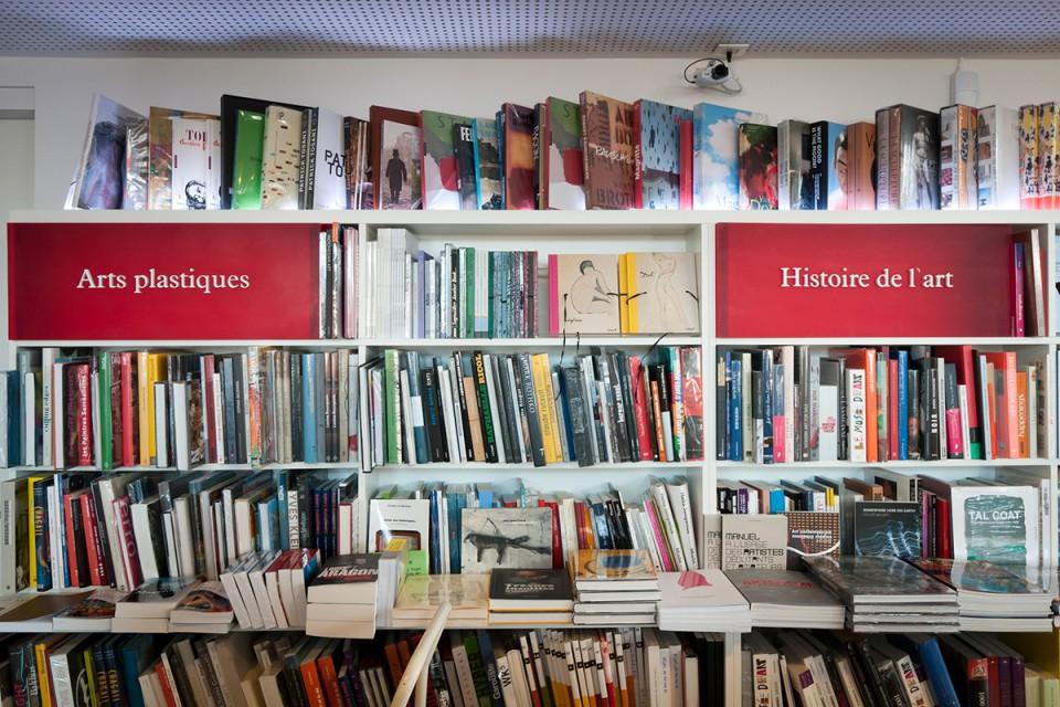 Librairie du Centre Pompidou-Metz