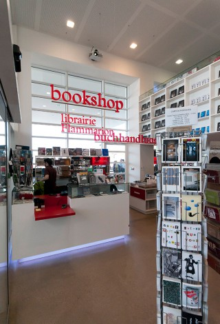 Librairie FLAMMARION – POMPIDOU METZ