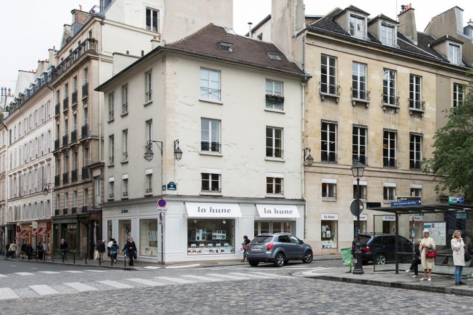 Librairie FLAMMARION La Hune - Paris