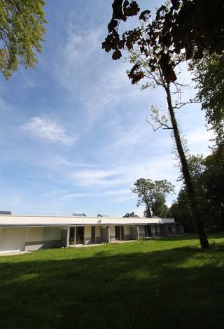logements HQE à Bazancourt