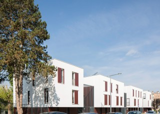 16 LOGEMENTS À METZ QUEULEU