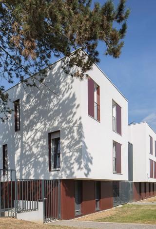 Logements à Metz Queuleu