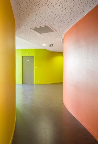 Lycée Eiffel à Talange – internat
