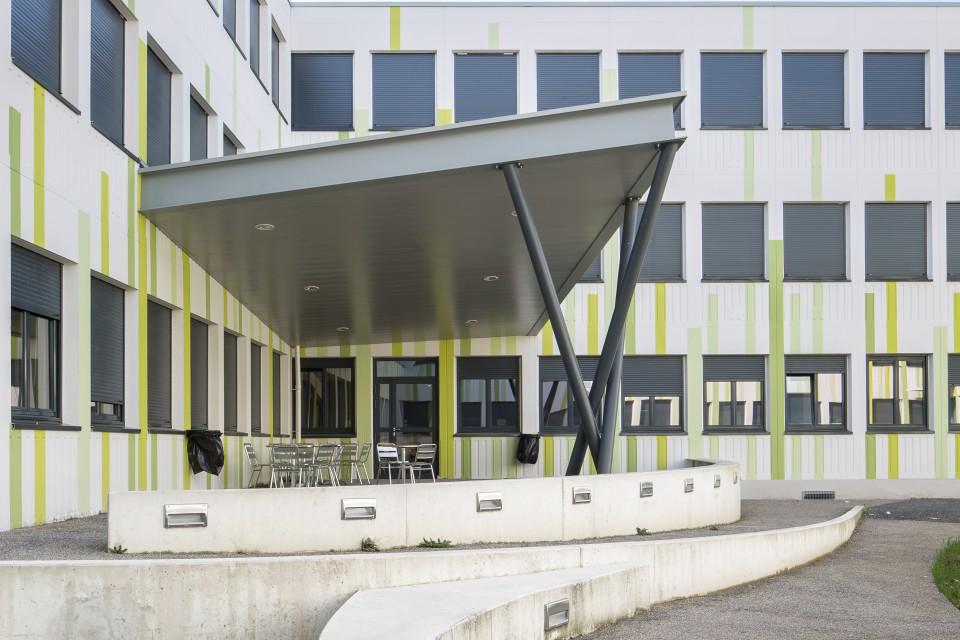 Lycée Eiffel à Talange