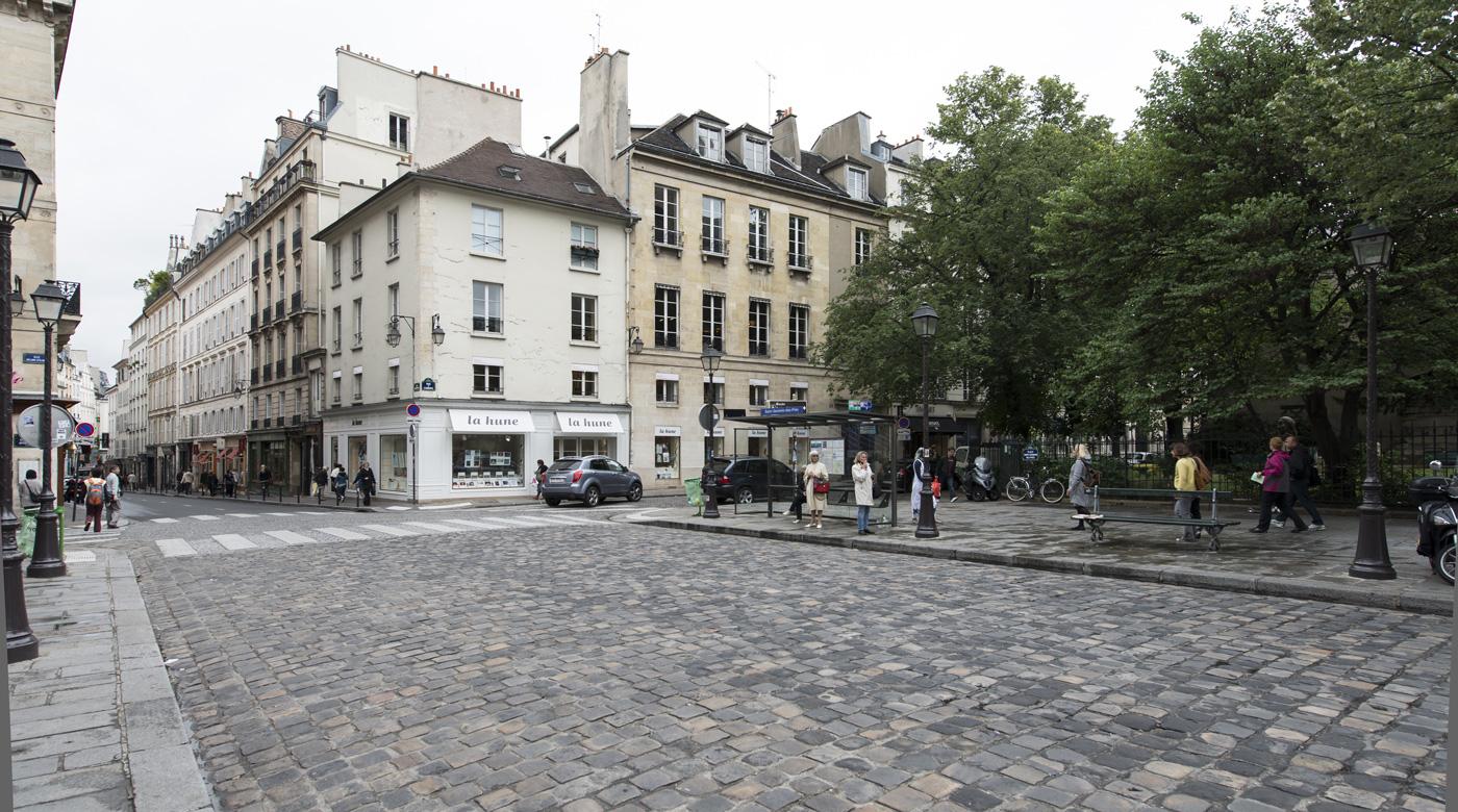 Librairie FLAMMARION LA HUNE à Paris