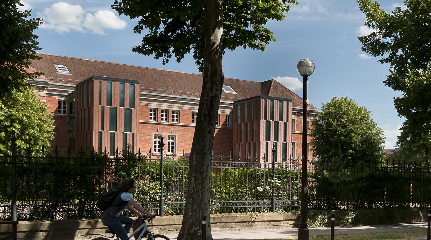 Lycée Georges de la Tour à Metz