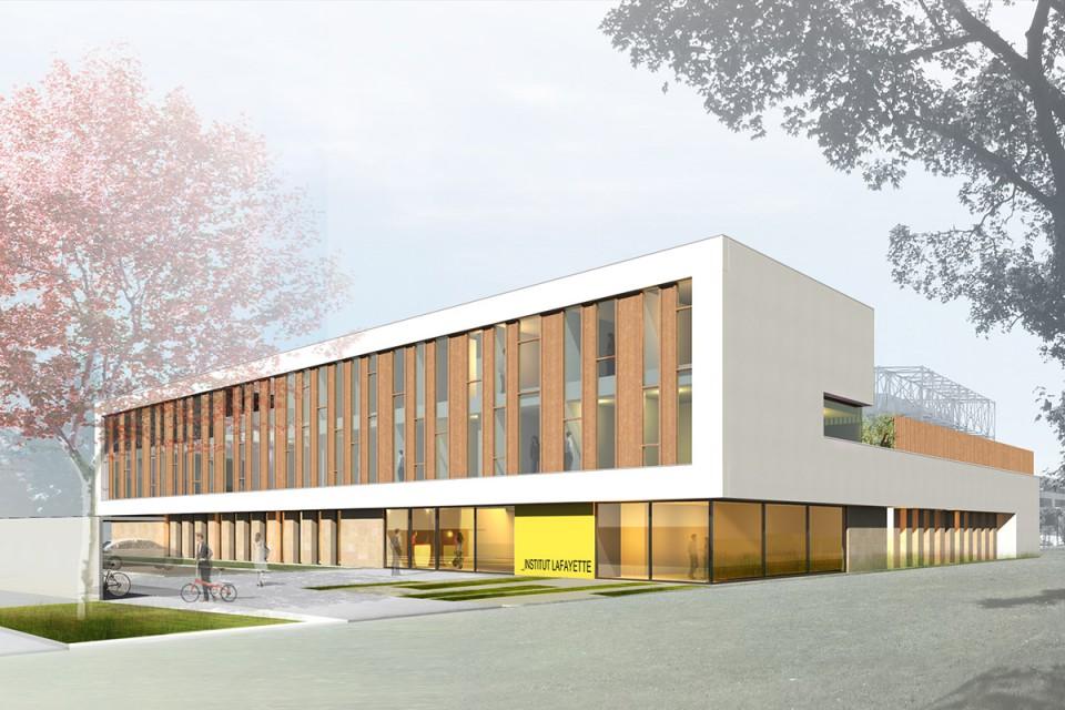 Institut Lafayette Metz