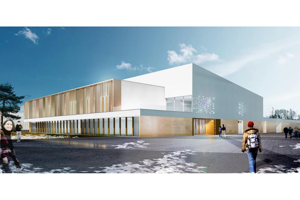 Lycée Varoquaux de Tomblaine