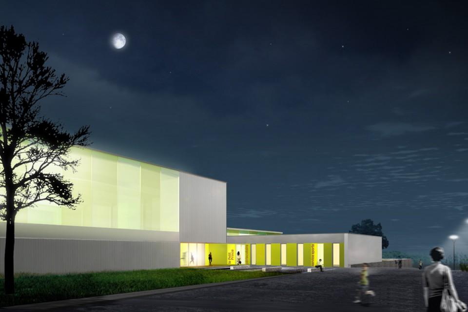 Salle de sport et périscolaire de Fameck