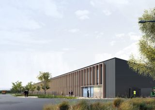 Concours pour la construction d'un Centre Technique Communautaire à Thionville