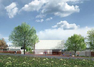CONCOURS POUR LA CONSTRUCTION D'UNE MaDEF À CHARLEVILLE MÉZIÈRES