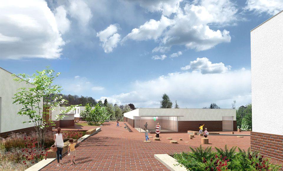 Projet pour la Maison de l'Enfance et de la Famille à Charleville Mézières
