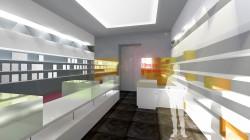 Concours pour l'aménagement de la librairie du musée de la monnaie de Paris
