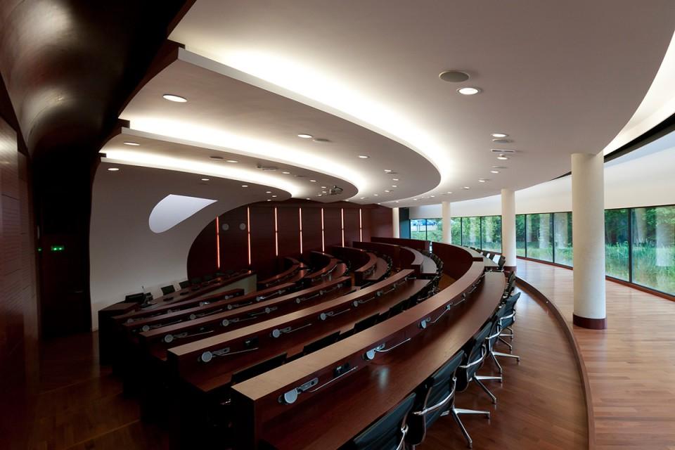 Salle de conférence de l'Agence de l'Eau Rhin-Meuse