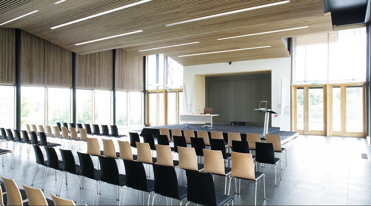 Salle de conférences du Pôle des Métiers à Metz