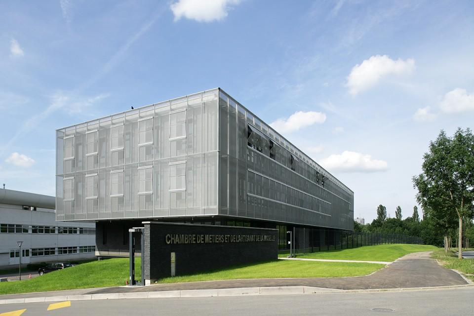 Pôle des métiers à Metz
