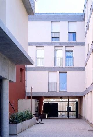 ilot Turmel CCAS de Metz