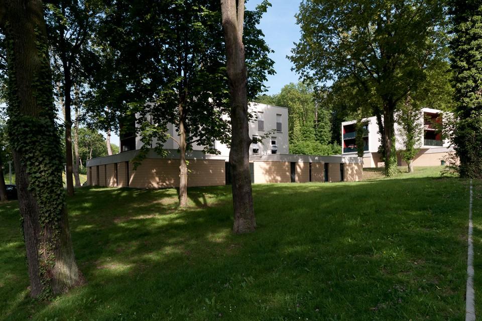 35 logements à Metz Bellecroix