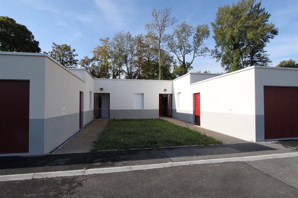 logements senior à Bazancourt