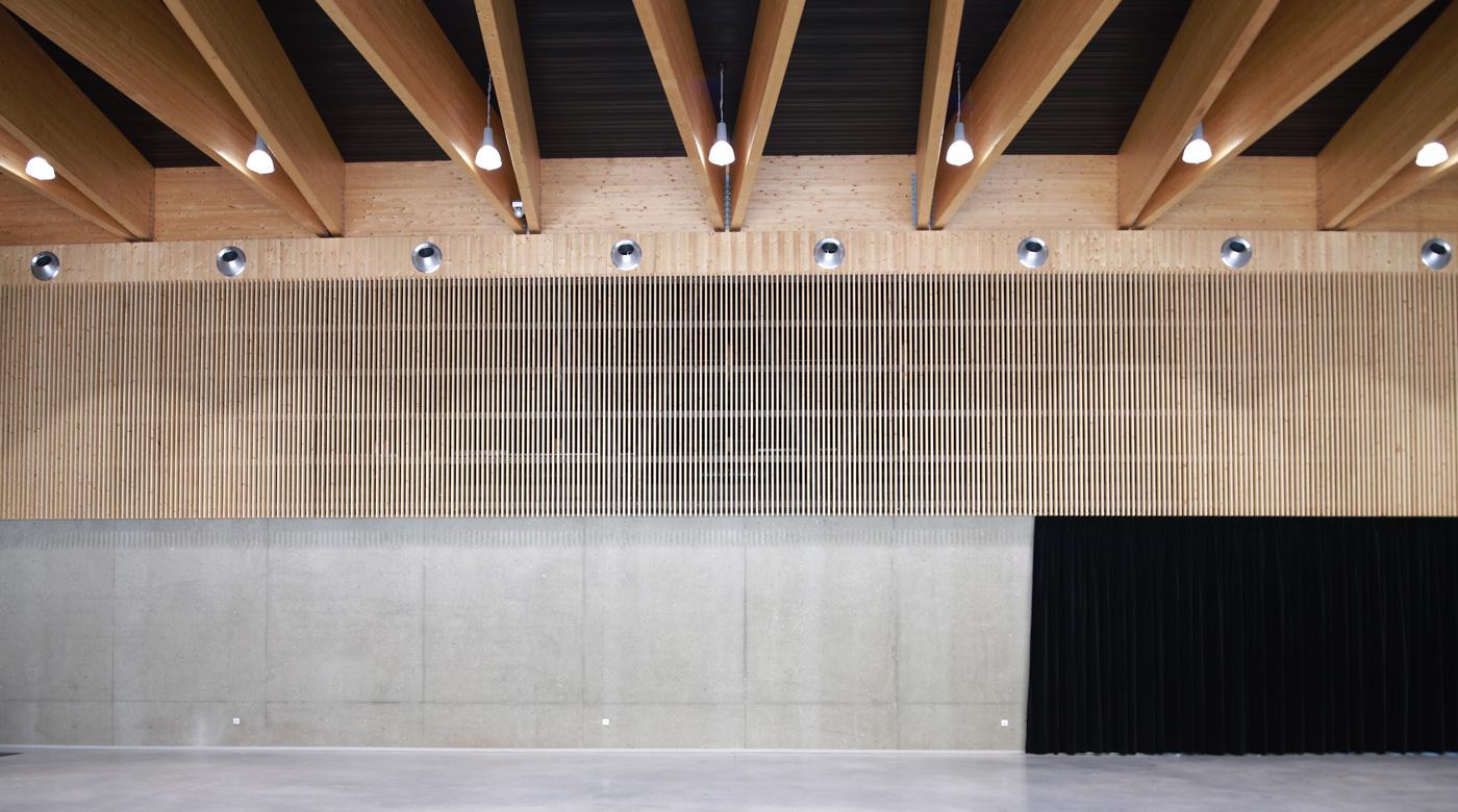 Salle de spectacle à Stiring-Wendel