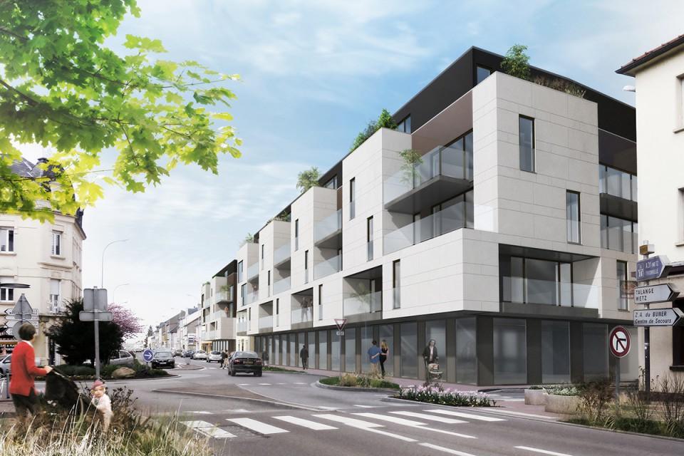 50 logements à Hagondange