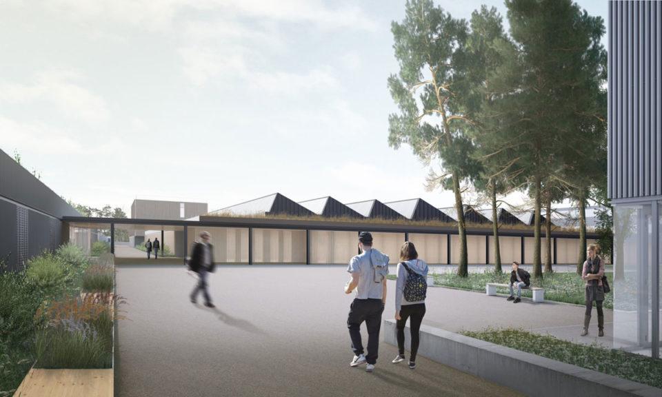 Lycée Heinrich Nessel à Haguenau