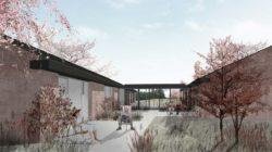 Concours pour la construction d'une maison rurale