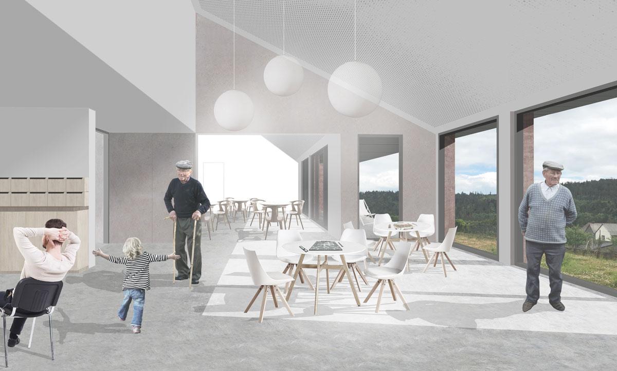 Architecte D Interieur Moselle construction d'une maison rurale pour personnes agÉes À dabo
