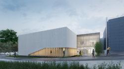 Campus des industries technologiques à Maxéville