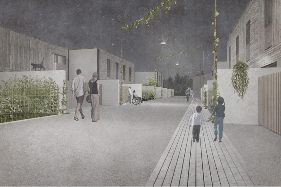 concours pour la construction de 32 logements sociaux