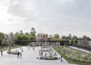 Construction d'un restaurant universitaire à Mulhouse
