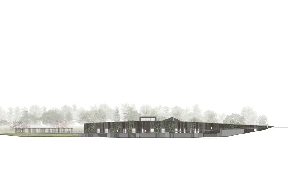 Projet de construction du RU Illberg à Mulhouse