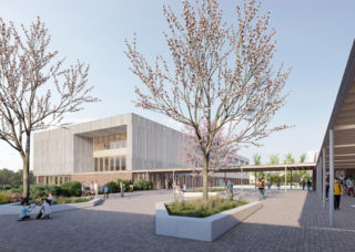 Projet de construction du collège KRAFFT à Eckbolsheim